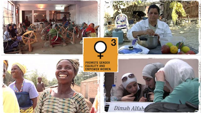 MDG 3: Promote gender equality and em...