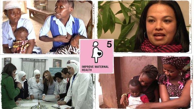 MDG 5: Improve maternal health