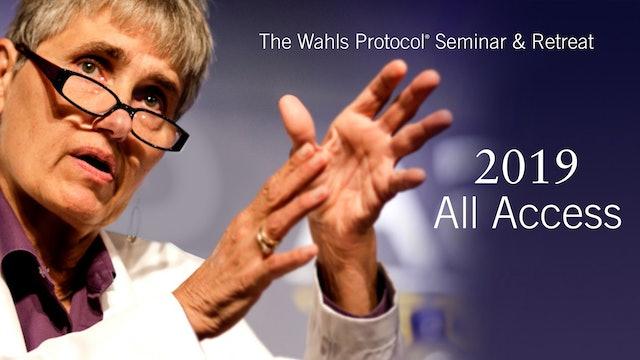 2019 Wahls Protocol Seminar: All Access