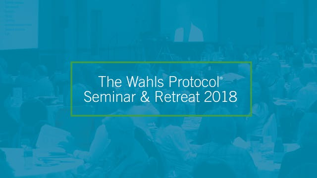 The Wahls Protocol Seminar-All Access