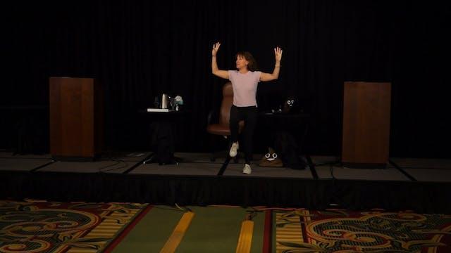 Moments of Movement | Leslie Nolte, Singing & Dancing