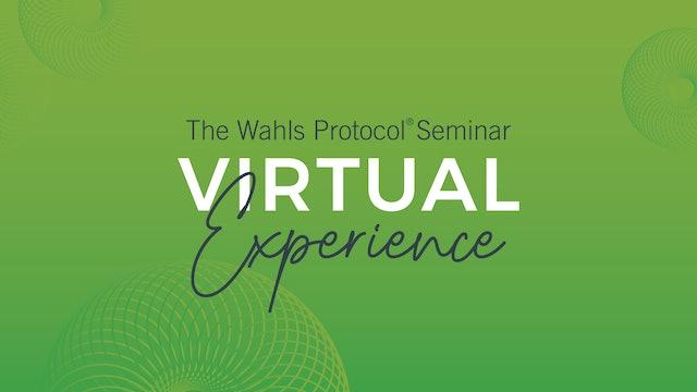 The Wahls Protocol Seminar 2020
