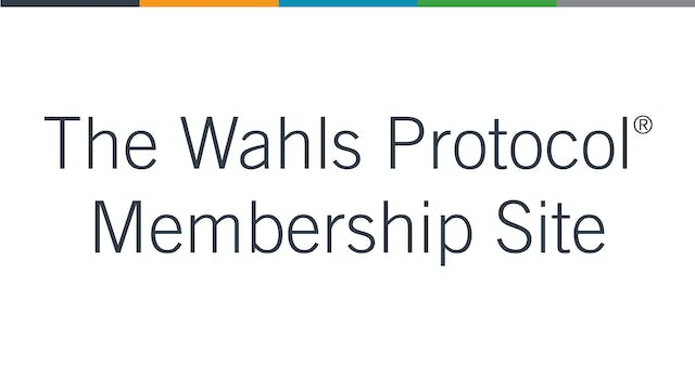 The Wahls Protocol Membership