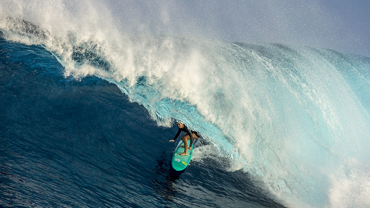 THE WAVE I RIDE | Feature