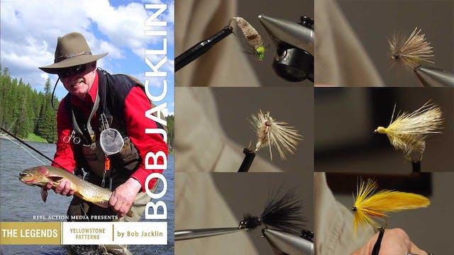 Bob Jacklin's Yellowstone Patterns