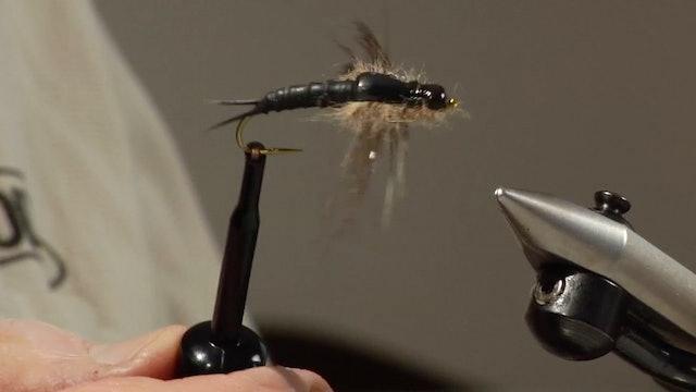 Bob Jacklin Yellowstone Patterns: Salmon Fly (Nymph)