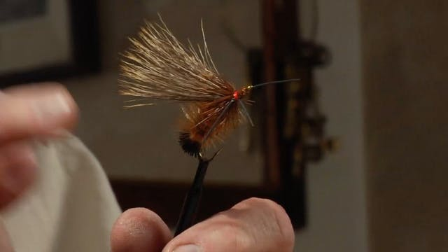 Bob Jacklin Yellowstone Patterns: Salmon Fly (Dry)