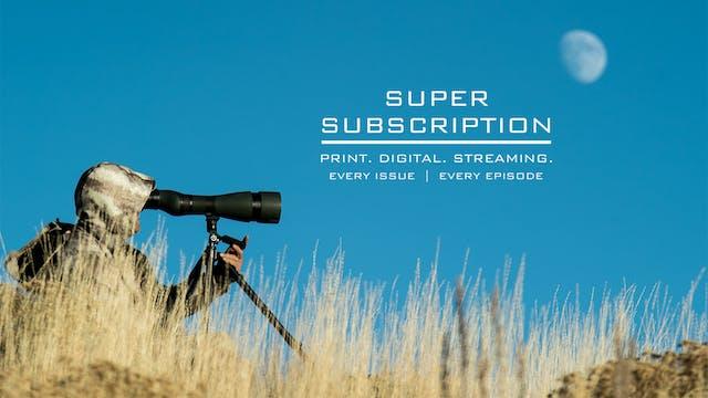 Western Hunter Super Subscription