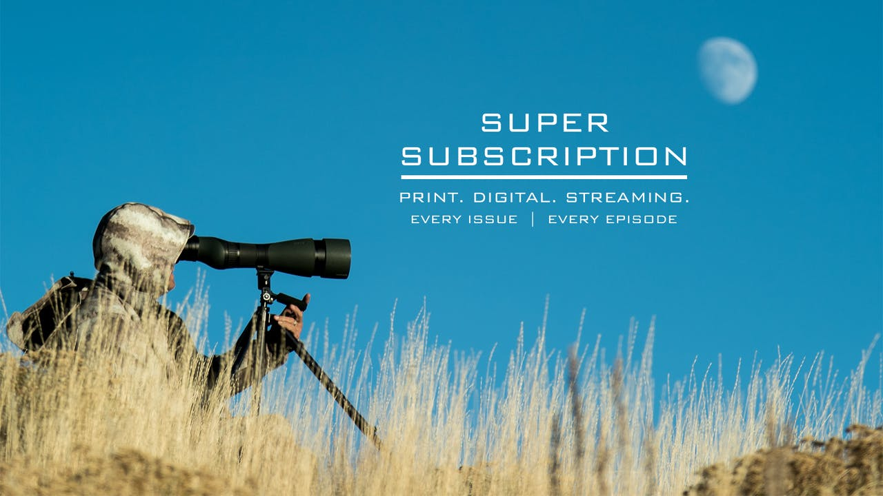 Western Hunter Super Subscription