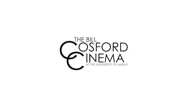 The Whistlers for Bill Cosford Cinema