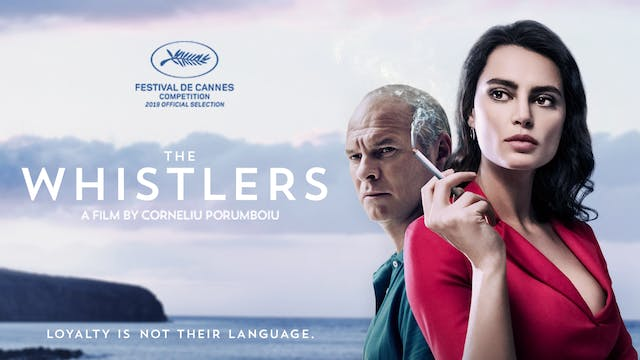The Whistlers Trailer
