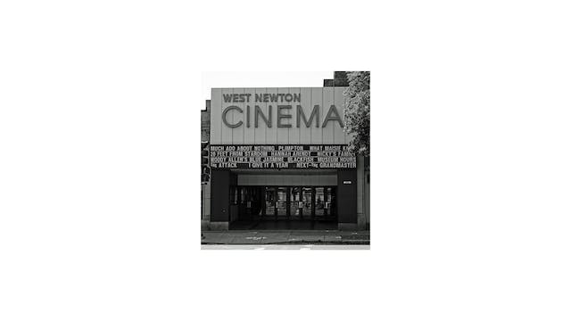 The Whistlers for West Newton Cinema