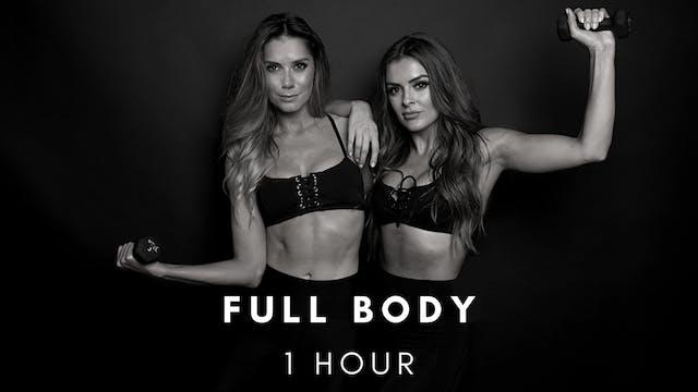 Challenge 1 DAY 2: Full Body 1 Hour