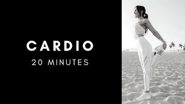20 Minutes Dance Cardio