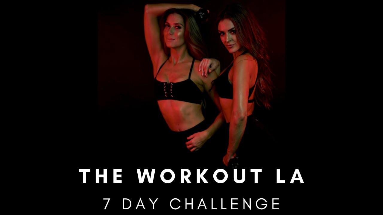TWLA 7 DAY CHALLENGE