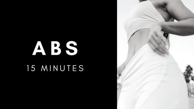 Abs + Planks w/ Nicole