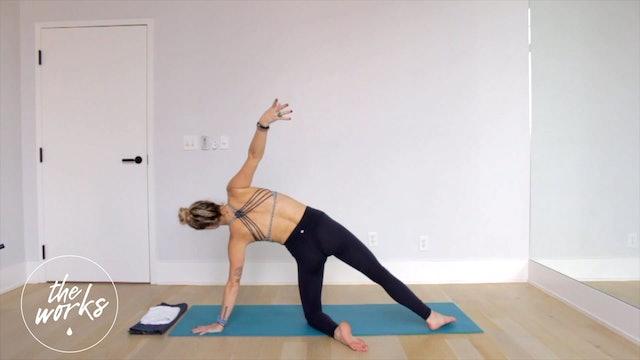 The Deep Stretch | Meggie