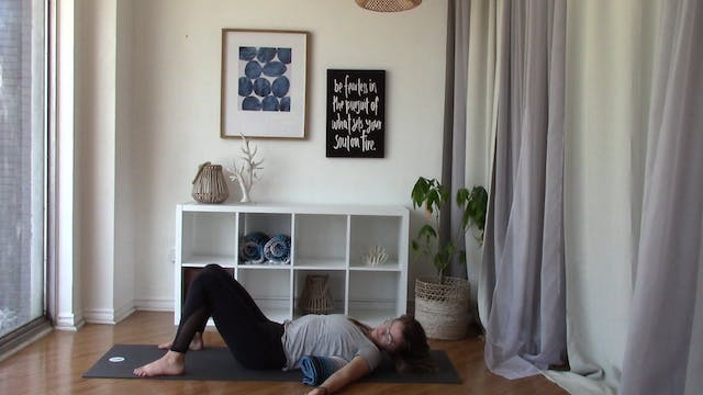 30-Minute Self-Care Yoga Practice