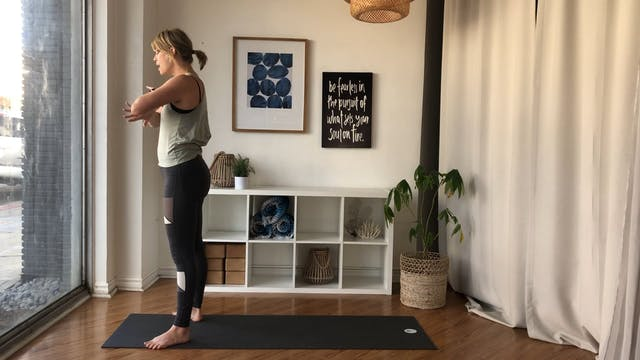 Movement Complex - Yoga Burpee