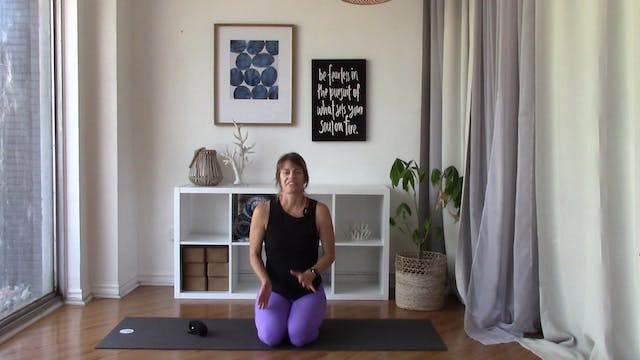 "30-Minute ""Work From Home"" Yoga Sequence - Upper Body"