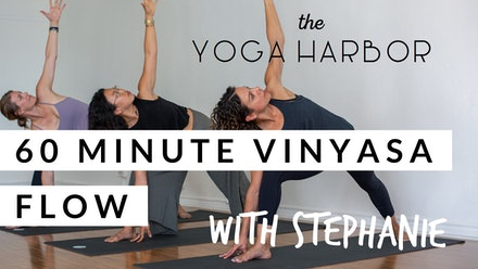 The Yoga Harbor at Home Video