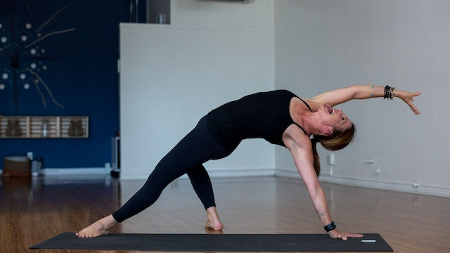 60-Minute Soulful FLOW with Lisa - 9/27, Seamless or Messy Transitions