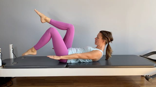 "14-Minute ""Core Fix"" Mat Pilates with Keary Ann Bixby"