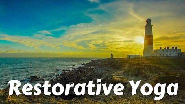 Members Only Restorative Yoga