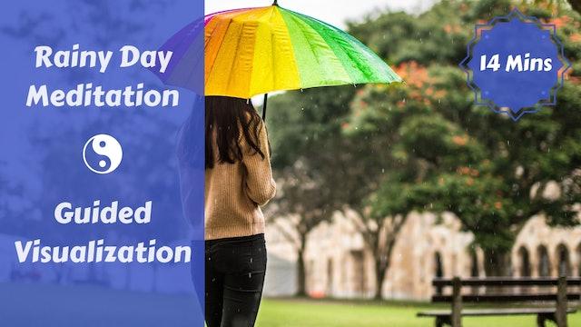 Soft Rain Visualization Meditation