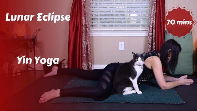 Lunar Eclipse Yin Yoga