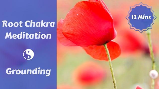 Root Chakra Mantra Meditation | Grounding