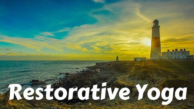 Gentle Restorative Yoga for Healing