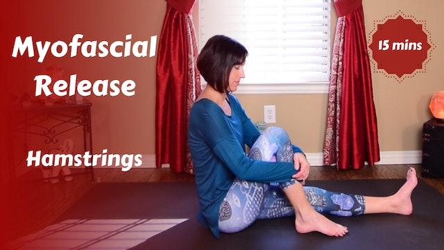 Myofascial Release for Hamstrings & Lower Back