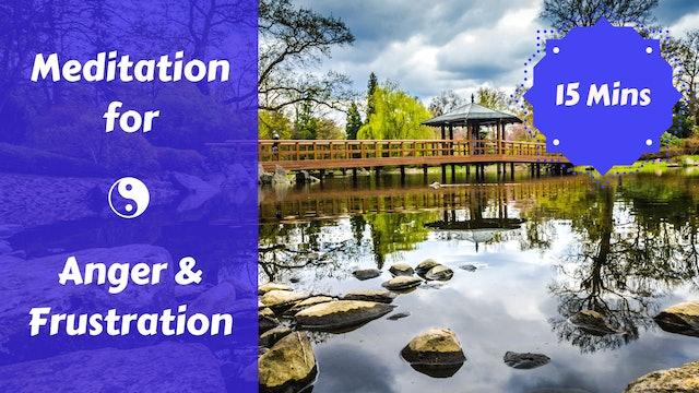 Meditation for Anger & Frustration