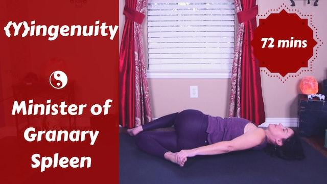 {Y}ingenuity | Minister of Granary | Spleen