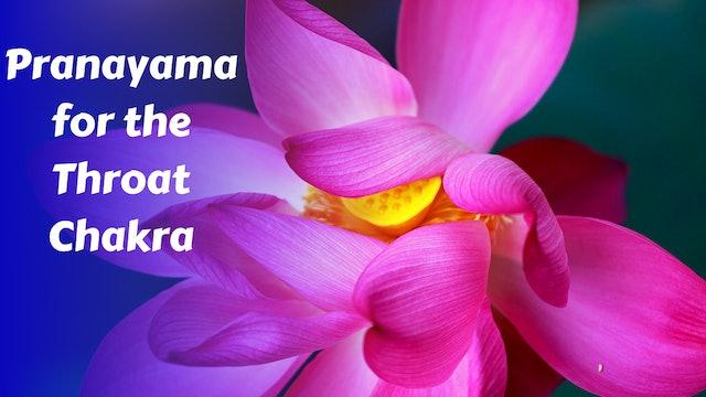 Pranayama for the Throat Chakra
