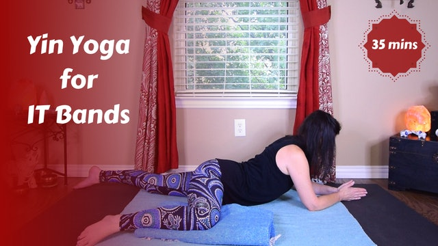 Yin Yoga for IT Bands | Deep Release