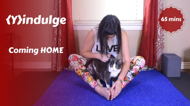 {Y}indulge Home