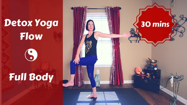 Detox Yoga Flow in 30