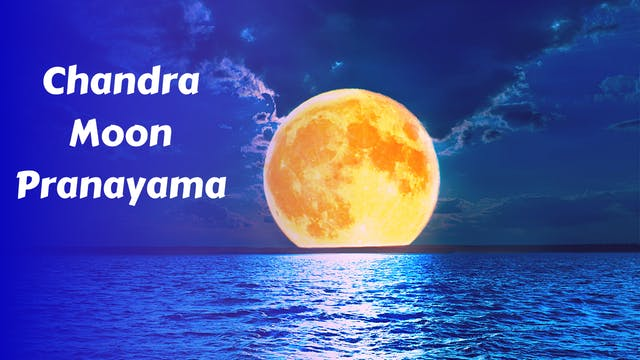 Chandra Bhedana | Lunar Pranayama
