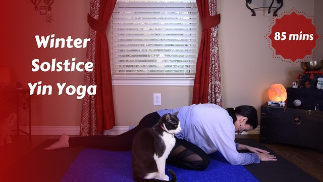 Winter Solstice Yin Yoga