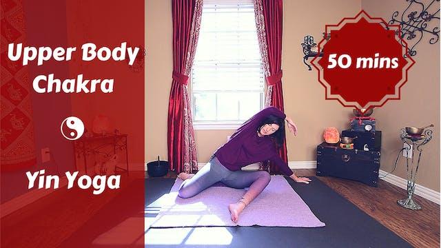 Yin Yoga for Throat, 3rd Eye & Crown ...