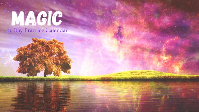 MAGIC Practice Calendar | Jan. '21