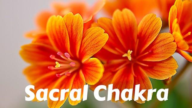 Sacral Chakra | Svadhishthana