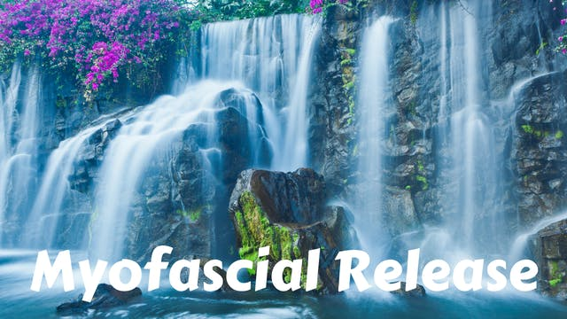 Myofascial Release   Self Massage Practices