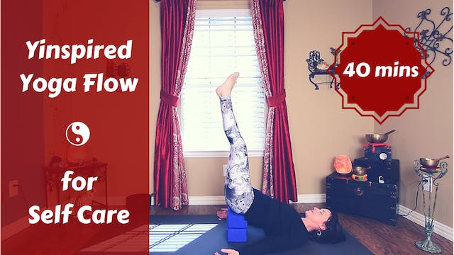 Yinspired Yoga for Self Care | Full B...