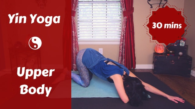 Yin Yoga for Musicians, Writers, Chefs | Upper Body Care