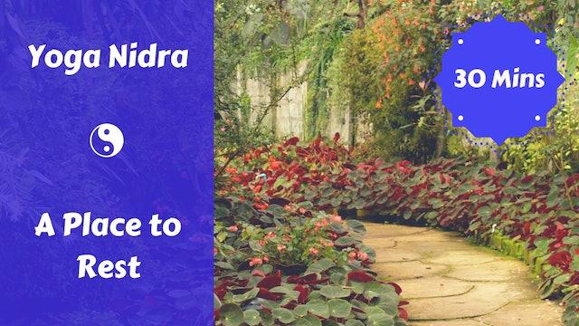 Yoga Nidra | A Place to Rest