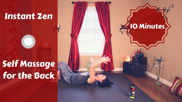 Myofascial Release for the Back