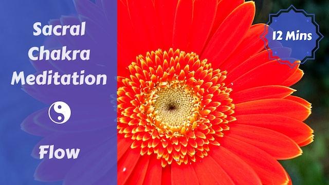 Sacral Chakra Meditation | Rhythm & Flow